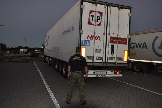Украденный вАндорре прицеп перехвачен нароссийско-польской границе