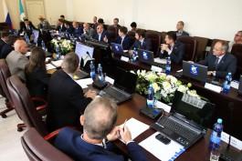 «Всех их вместе соберём»: как начал работу новый Горсовет Калининграда