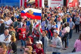 Фан-зону чемпионата Европы по футболу на стадионе «Калининград» планируют открыть 21 июня