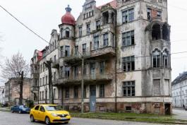 Суд обязал владельца вернуть в собственность Советска дом Армина Мюллера-Шталя