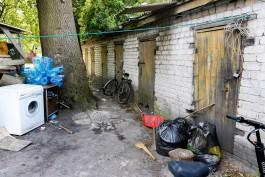 Власти Зеленоградска решили снести сараи, в которых жильцы аварийных домов хранят уголь