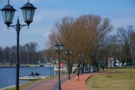 Гидрометцентр спрогнозировал аномально тёплое начало весны в Калининграде