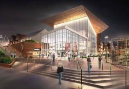 В Гданьске открылся новый торговый центр