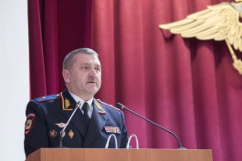 Начальником регионального УМВД стал генерал-майор из Ростовской области
