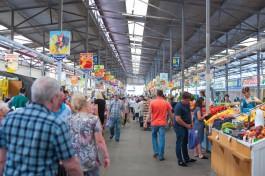 С начала года минимальный набор продуктов в Калининградской области подорожал на 20%