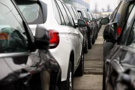 С 2012 года количество автомобилей в Калининградской области выросло на 12%
