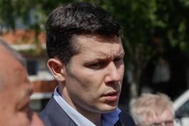 Алиханов о дорогах в Краснознаменском округе: Плохо, ими откровенно нужно заниматься