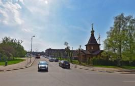 В понедельник на несколько часов закроют участок дороги у Южного вокзала в Калининграде