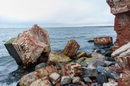 «Балтберегозащита» займётся проектированием укреплений у форта Западного на Балтийской косе