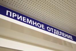 В больнице Калининграда умерла трёхмесячная девочка