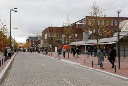 Пропавшего в Калининграде мальчика нашли в ТЦ на улице Баранова