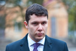Алиханов: Я ещё ни разу пока не отоваривался в Литве и Польше