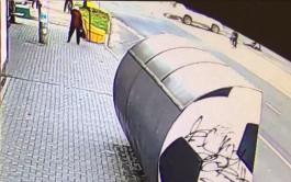 В интернете появилась запись смертельного ДТП с мотоциклистом на Советском проспекте