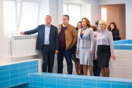 «На зависть мэру»: в двух школах Калининграда открыли новые спортивные объекты