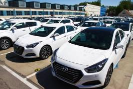 «Автотор» запланировал на треть увеличить выпуск машин