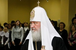 Патриарх Кирилл призвал вывести аборты из системы ОМС