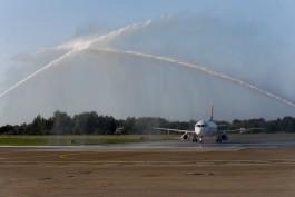 В мае «РусЛайн» начинает перелёты из Калининграда в Брянск