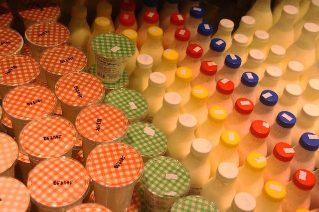 ВКалининградской области в 2016-ом году выросло потребление продуктов измолока