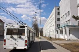 Выделенные полосы в центре Калининграда планируют оборудовать в 2017 году
