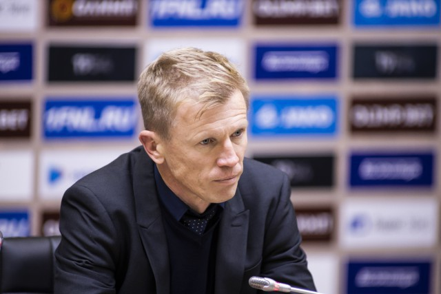 Калешин извинился перед болельщиками «Балтики» за разгромное поражение в Кубке России