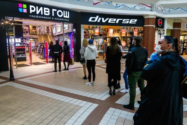 В Калининградской области сняли ограничения по количеству покупателей в магазинах