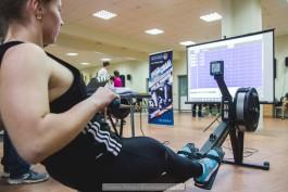 «Терпение и труд»: в Калининграде прошёл третий этап студенческой лиги по сухой гребле