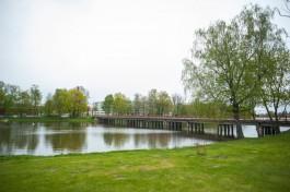 В 2020 году в Советске хотят благоустроить набережную городского озера и «зелёный театр»
