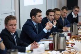 Глава региона предложил выделить помещение для представителей IT-отрасли в форту