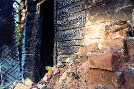 В цехе на Каштановой аллее в Калининграде произошёл крупный пожар