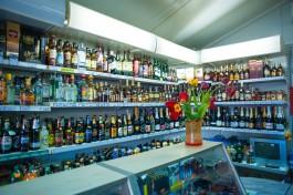 В Калининграде полицейские изъяли у предпринимателя 1700 литров алкоголя
