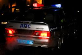 На Куршской косе «Крайслер» насмерть сбил пешехода