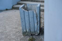 Чернышёв: В Калининграде участились случаи вандального отношения к урнам — их поджигают или воруют