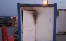 Под Гусевом три человека пострадали при пожаре во время приготовления антисептика