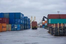 «Торчат на таможне 12 часов»: Путин раскритиковал работу портового комплекса Калининграда
