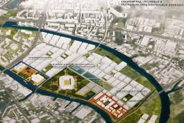 Строительством культурного центра на Острове вместо Ротенберга займётся Тимченко