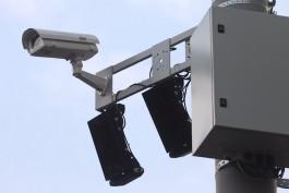 Камера «Безопасного города» помогла найти похитителей «лошадки» у кафе «Амбар» в Зеленоградске