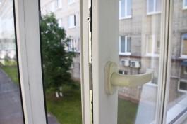 В Калининграде из окна второго этажа выпал четырёхлетний мальчик