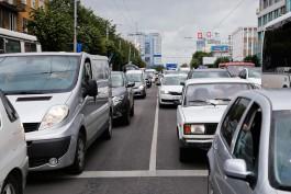 «Куплю машину в конце пробки»: как футбол привёл к коллапсу на улицах Калининграда