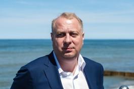 Гарри Гольдман: В 2017 году Калининградскую область могут посетить до 1,5 млн туристов