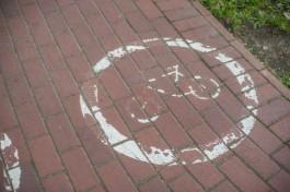 Администрация Зеленоградска: Велодорожку в западной части города будет засыпать песком