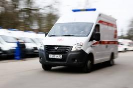 Очевидцы: На трассе Калининград — Балтийск насмерть сбили человека