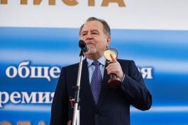Основатель «Автотора» Владимир Щербаков стал лауреатом премии «Экономист года»