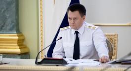 В Калининград приехал генеральный прокурор РФ Игорь Краснов