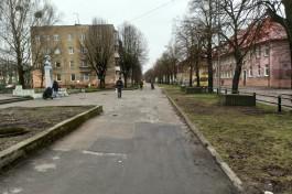 На благоустройство сквера и ремонт тротуаров на улице Павлика Морозова готовы потратить 25,5 млн рублей