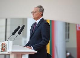Президент Литвы заявил об «экзистенциальной необходимости» инвестировать в оборону из-за России