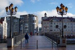 В Калининграде передумали разводить Высокий и Юбилейный мосты