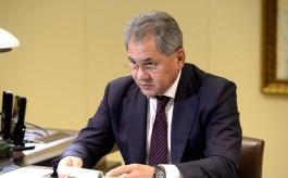 Шойгу: Патрулирование НАТО в воздушном пространстве Прибалтики угрожает безопасности России