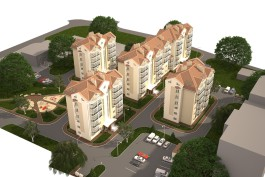 Власти разрешили построить две девятиэтажки на месте производственной базы в Гурьевске