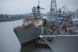 Американский эксперт: Балтфлот состоит из старых разваливающихся кораблей