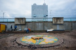 Создатель солнечных часов в Светлогорске восстановит мозаику на Нижнем озере